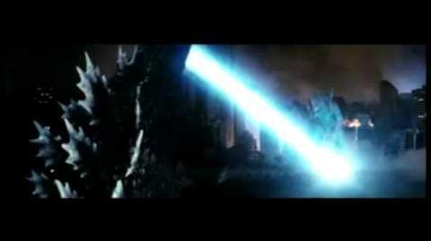 Godzilla Final Wars - Godzilla vs