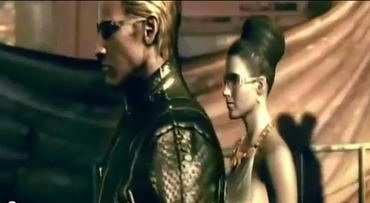 Wesker With Excella