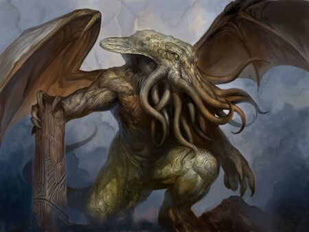 Cthulhu Great Old One image