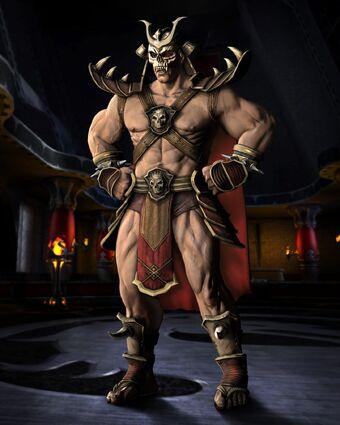 Shao Kahn Monster Wiki Fandom