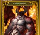 Flammenavanas