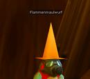 Flammenmaulwurf