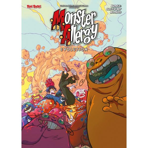 Monster Allergy Deutsch
