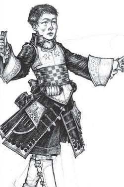 Rossamund as factotum