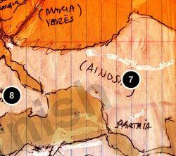 Parthia & Brigandine States