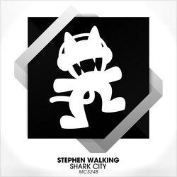 Stephen Walking - Shark City