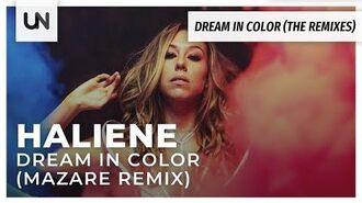 HALIENE - Dream In Color (Mazare Remix)-0