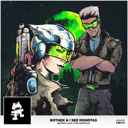 Botnek & I See Monstas - Deeper Love (The Remixes)