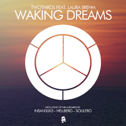 TwoThirds - Waking Dreams EP (feat. Laura Brehm)