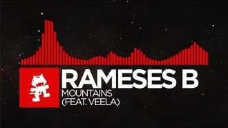 -DnB- - Rameses B - Mountains (feat. Veela) -Monstercat Release-