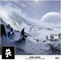Nigel Good - No Way Back Up (feat. Illuminor)