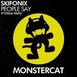 Skifonix - People Say (feat. Stella Talpo)