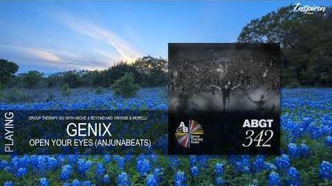 Genix - Open Your Eyes