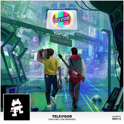 Televisor - Venture (The Remixes)