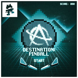 Astronaut & Eyes - Destination Pinball EP