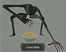 Cornn Flaek