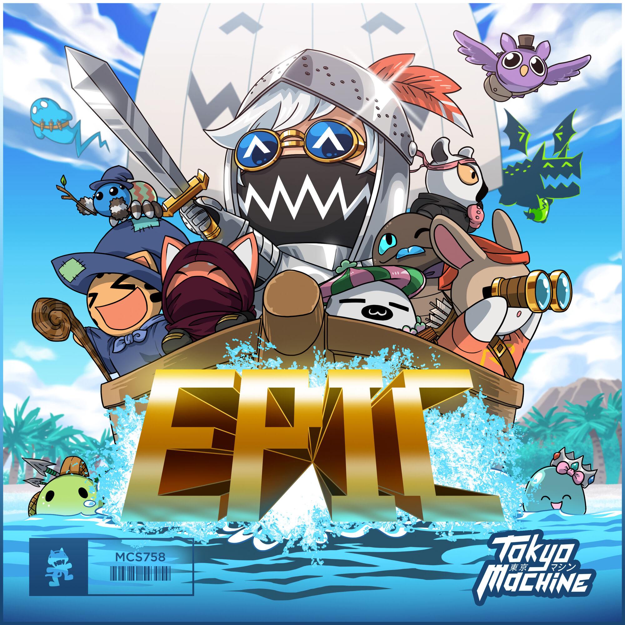 EPIC Monstercat Wiki Fandom