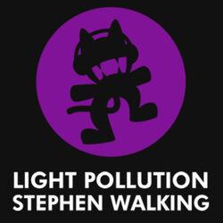 Stephen Walking - Light Pollution