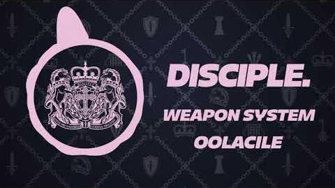 Oolacile - Weapon System