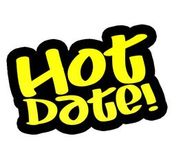 Hot Date! Logo