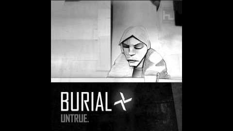 Burial- Shell of Light (Hyperdub 2007)
