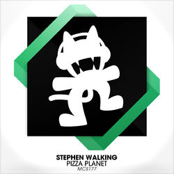 Stephen Walking - Pizza Planet