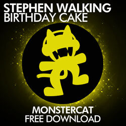 Stephen Walking - Birthday Cake
