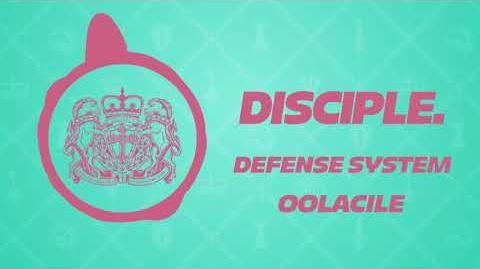 Oolacile - Defense System
