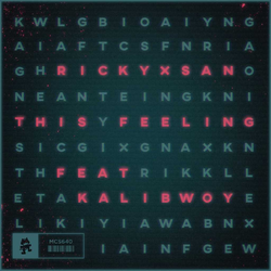 Rickyxsan - This Feeling (feat. Kalibwoy)