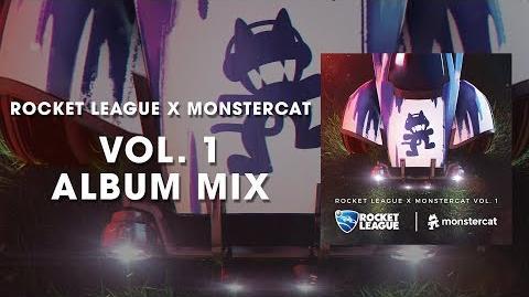 rocket league x monstercat vol 3