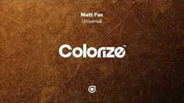 Matt Fax - Universal