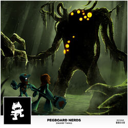 Pegboard Nerds - Swamp Thing