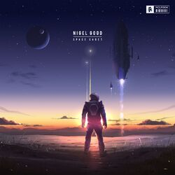 Nigel Good - Space Cadet LP