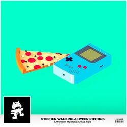 Stephen Walking & Hyper Potions - Saturday Morning Space Ride