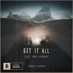 MYRNE & Popeska - Get It All (feat. Emily Hendrix)