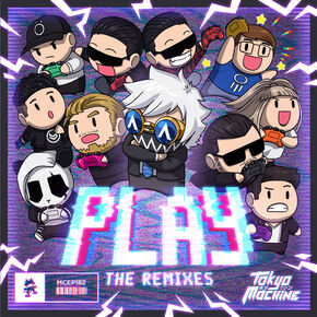 MCEP182 PLAY (The Remixes)