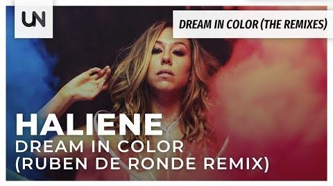 HALIENE - Dream in Color (Ruben de Ronde Remix)