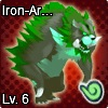 Iron-ArmedAlkBear