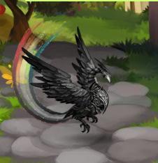 Rainburn bird