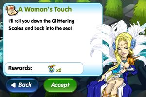 A Woman's Touch Info