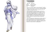 Yuki-onna old