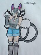 Purugly Werecat