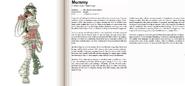 Mummy book profile