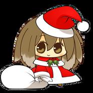 Chibi kikimorachristmas