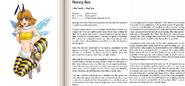 Honey Bee book profile