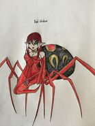 Red Widow Arachne