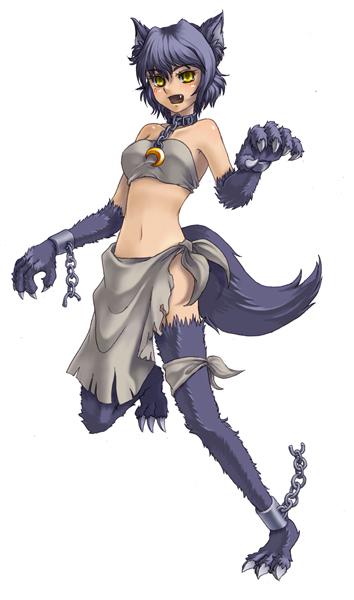 Werewolf Monster Girl Encyclopedia Wiki Fandom Powered By Wikia