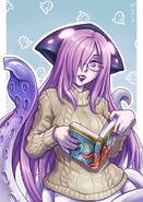 Kraken girl katherine by maxa art-daw7dre