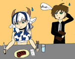 Wrong dinner plate monster girl encyclopedia by temjin01-d5dhya6