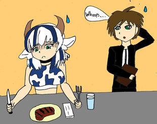 Wrong dinner plate monster girl encyclopedia by temjin01-d5dhya6